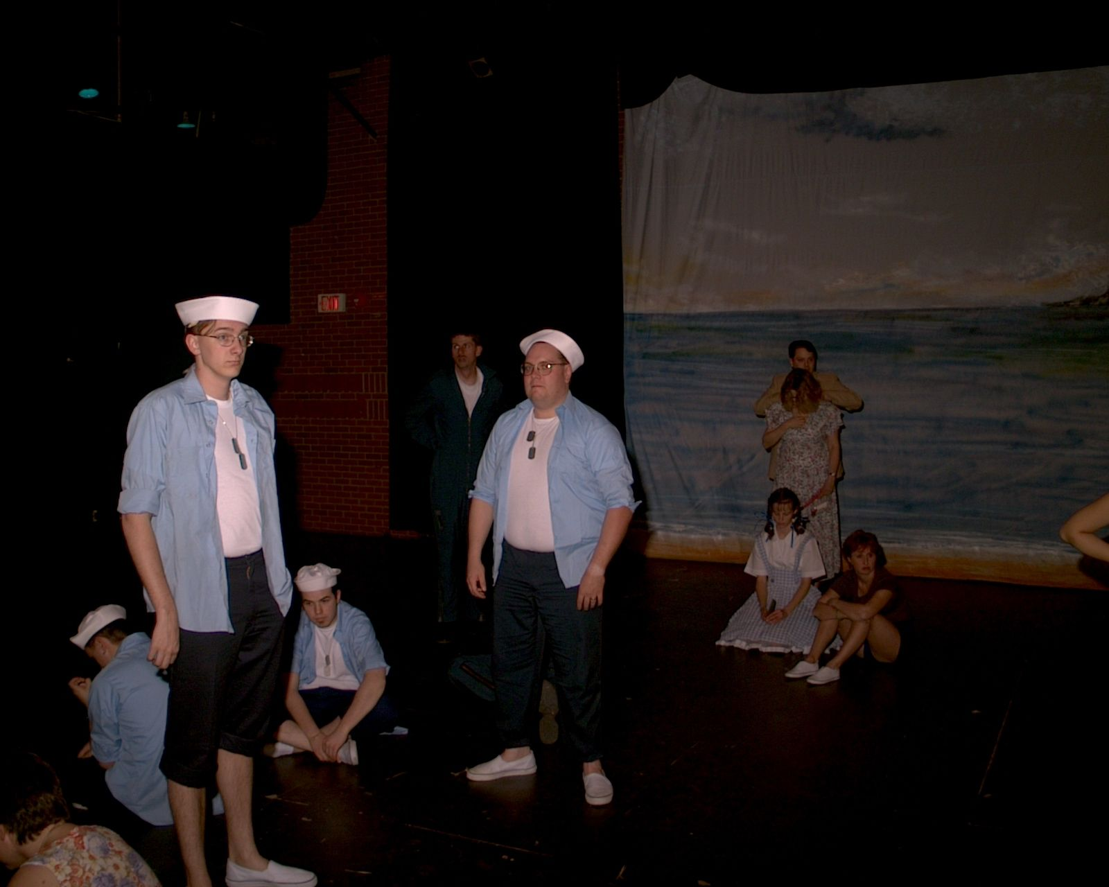 Chris Willott in South Pacific