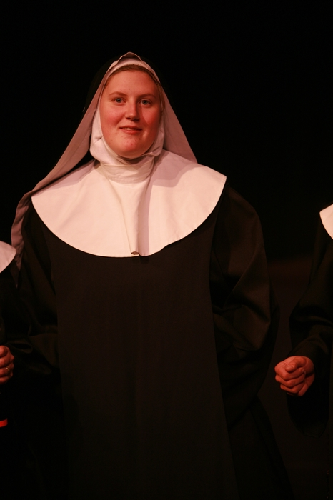 Alex Lyall in Nunsense the Mega Musical