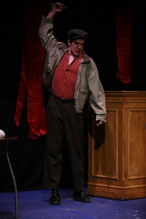 Nick Driscoll in Assassins