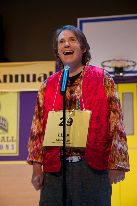 Darren Stewart in The 25th Annual Putnam County Spelling Bee