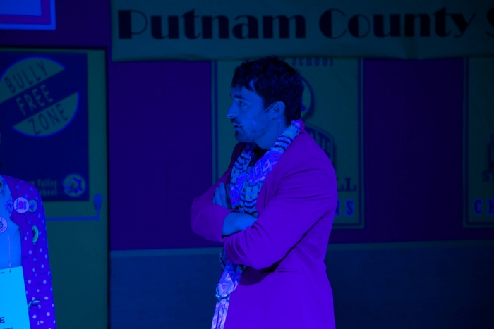 Jason Lemmon in The 25th Annual Putnam County Spelling Bee