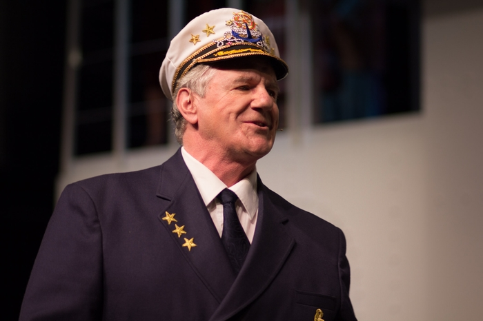 David Young in Anything Goes