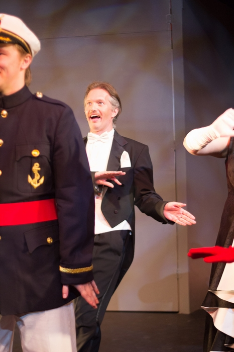 Janos Zeller in Anything Goes