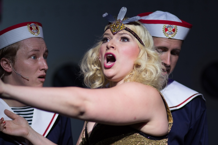 Andrea Timmons in Anything Goes