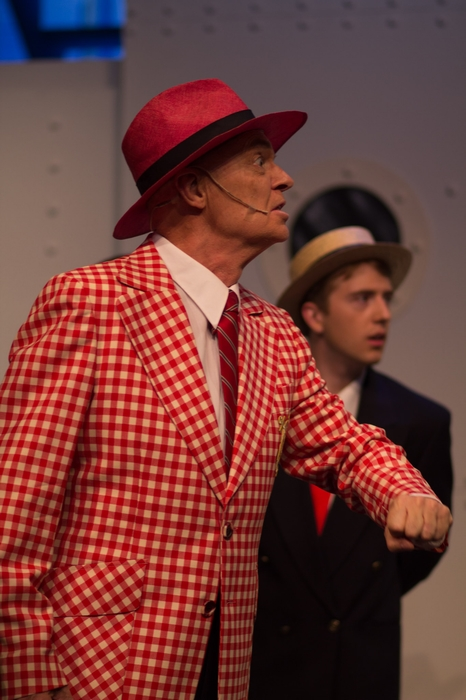 Bob Corrigan in Anything Goes