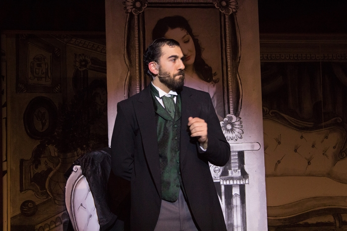 Jeffrey Diodati in The Mystery of Edwin Drood