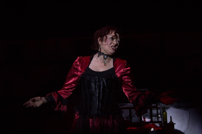 Donna Barnfield in The Mystery of Edwin Drood