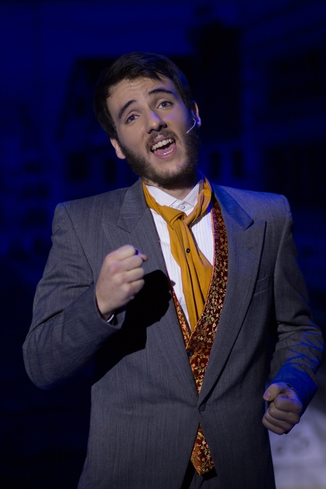 Johann Wentzel in The Mystery of Edwin Drood