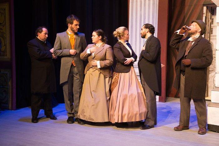 The Mystery of Edwin Drood -