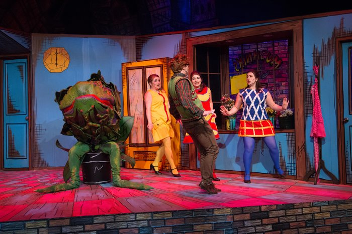 Little Shop of Horrors -