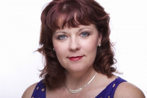Cherie Lee's Headshot from 9 to 5 The Musical