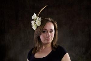 Allie Higgins-Pompu's Headshot from My Fair Lady