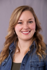 Jacqueline Bourque's Headshot from Footloose