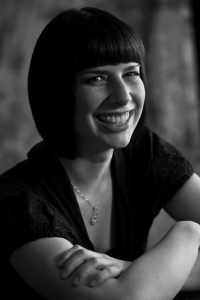 Lindsay Harle's Headshot from The Producers