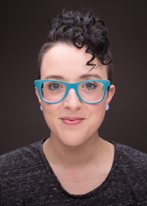 Danielle Desmarais's Headshot from The Who's Tommy