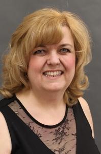 Jill Howell-Fellows's Headshot from The Wedding Singer