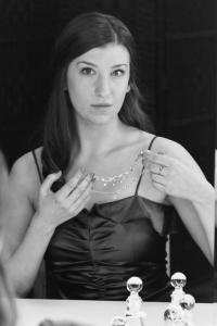 Shana Nowlin's Headshot from Gypsy