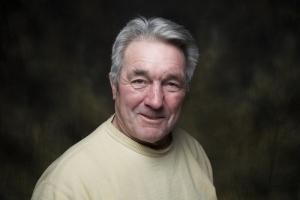 Ken Silcox's Headshot from Urinetown