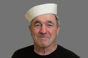 Ken Silcox's Headshot from South Pacific
