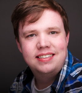 James Ravenhill's Headshot from The 25th Annual Putnam County Spelling Bee