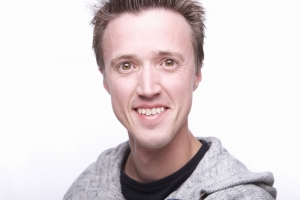 Graeme Humphrey's Headshot from 9 to 5 The Musical