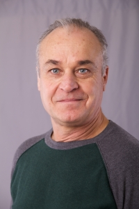 Headshot for Christopher Gibson