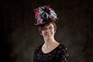 Amy Tollefson's Headshot from My Fair Lady