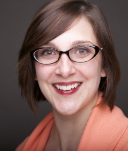 Amy Tollefson's Headshot from The 25th Annual Putnam County Spelling Bee