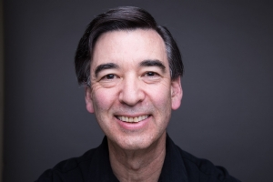 Bruce Fraser's Headshot from Anything Goes