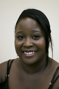 Jessica Jones Deroche's Headshot from The Pajama Game