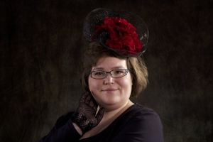 Christie Johnson's Headshot from My Fair Lady