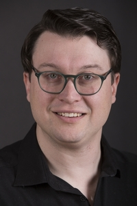 Mike Sornberger's Headshot from City of Angels