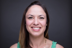Nicole Bouwman's Headshot from Anything Goes