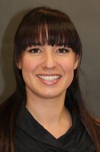 Nicole Bouwman's Headshot from The Wedding Singer