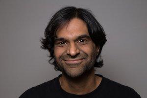 Rahim Manji's Headshot from Jekyll & Hyde