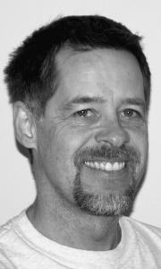 Mike Johnson's Headshot from Jesus Christ Superstar