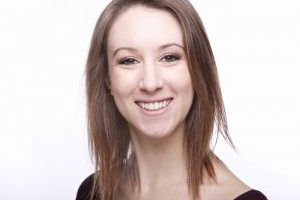 Christine Mooney's Headshot from 9 to 5 The Musical