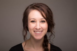 Christine Mooney's Headshot from The Mystery of Edwin Drood