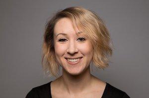 Christine Mooney's Headshot from Jekyll & Hyde