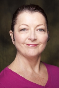 Headshot for Sherry West
