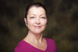 Sherry West's Headshot from Urinetown