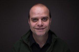 Mike Jarzecki's Headshot from Reefer Madness