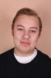 Henry Falls's Headshot from Avenue Q