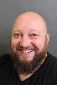 Ben Coburger's Headshot from Grease