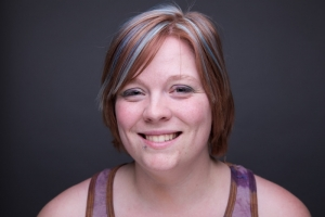 Heather Low's Headshot from Anything Goes