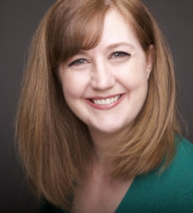 Colleen Bishop's Headshot from The 25th Annual Putnam County Spelling Bee