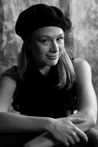 Ginette Simonot's Headshot from Rocky Horror Show