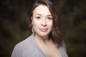 Ginette Simonot's Headshot from Urinetown