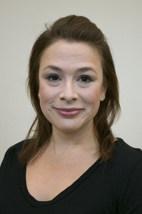 Ginette Simonot's Headshot from The Pajama Game