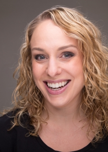 Lyndsey Paterson's Headshot from Catch Me If You Can